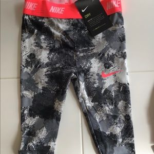 Toddler Girl Nike Leggings NWT